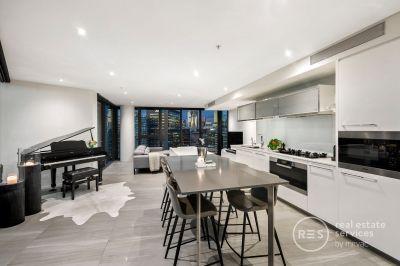 Enjoy awe-inspiring summer sunsets in this bespoke modern lifestyle apartment