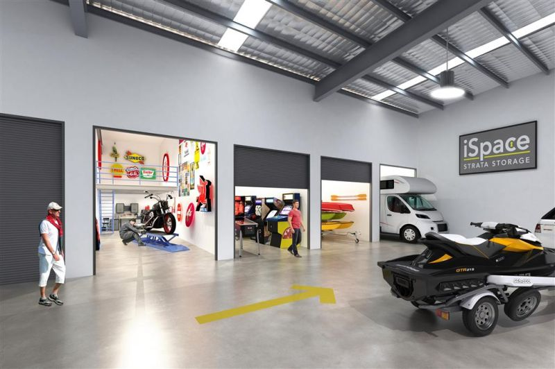 SPACE AND AFFORDABILITY - iSpace Caringbah