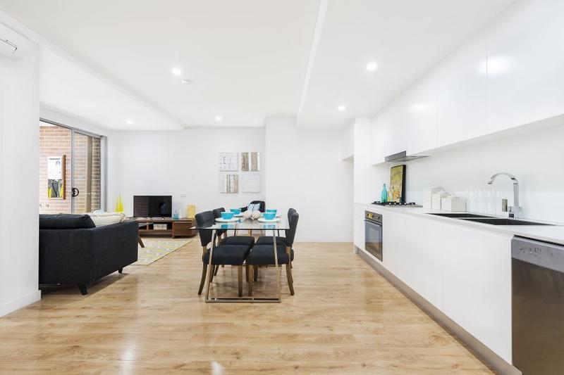 Executive style 2 Bedroom Apartment in the Prestige Cove development