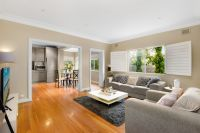 Stylish & spacious two bedroom apartment in the heart of Rose Bay