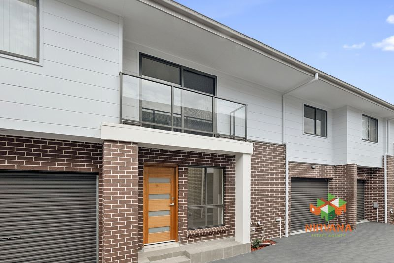 Brand New East Facing Spacious Townhouse !!