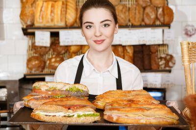 Sandwich Franchise outlet for sale Melbourne CBD - Ref: 17621