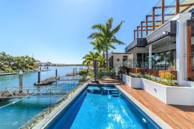 Prime Waterfront Position - The Ultimate in Resort Style Living