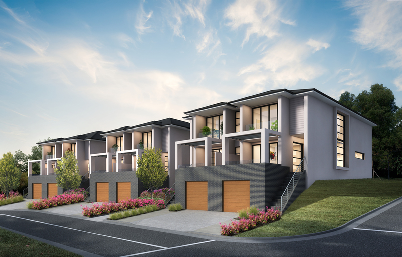 The Exclusive Hillside Collection - Brand new luxury homes from $740,000