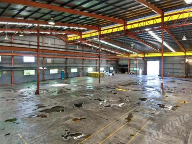 6,800SQM INDUSTRIAL FACILITY - MOTIVATED OWNER