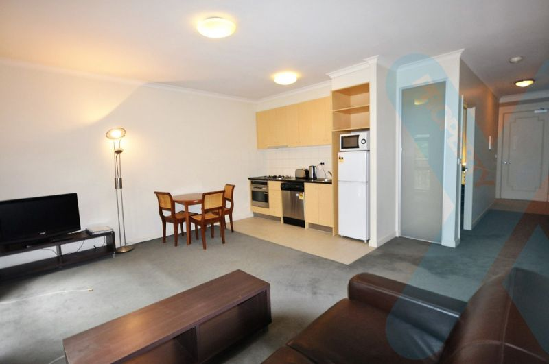 Furnished and Spacious One Bedroom!
