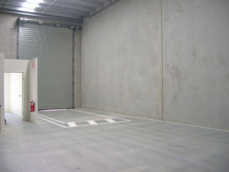Warehouse And Yard