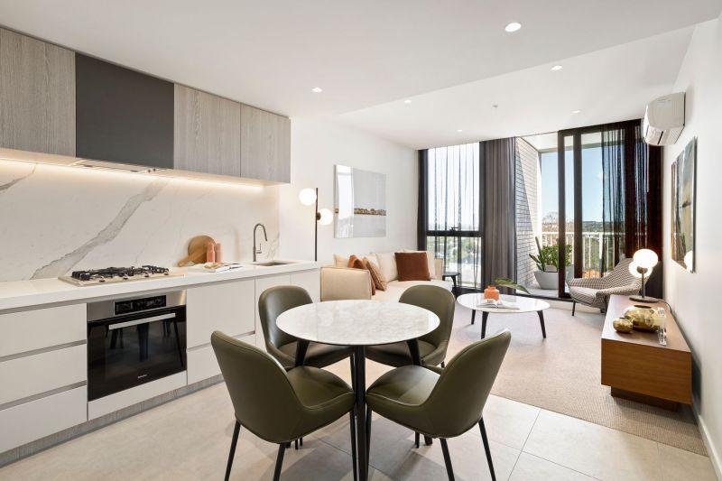 Spacious 2-bedroom apartment