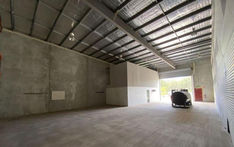 Tilt Panel Warehouse Located in Narangba