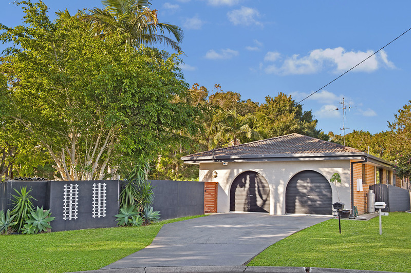 Blissfully Peaceful & Private Setting Of Reserve Backdrop