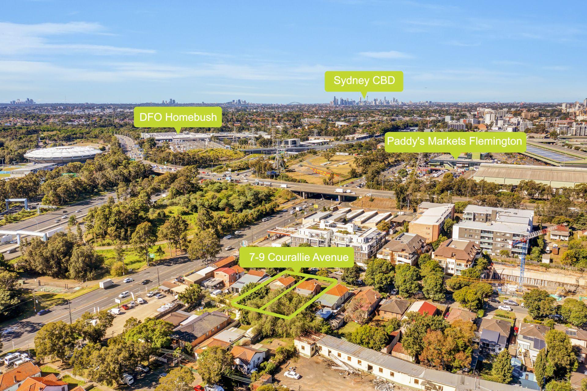 7-9 Courallie Avenue, Homebush West NSW 2140