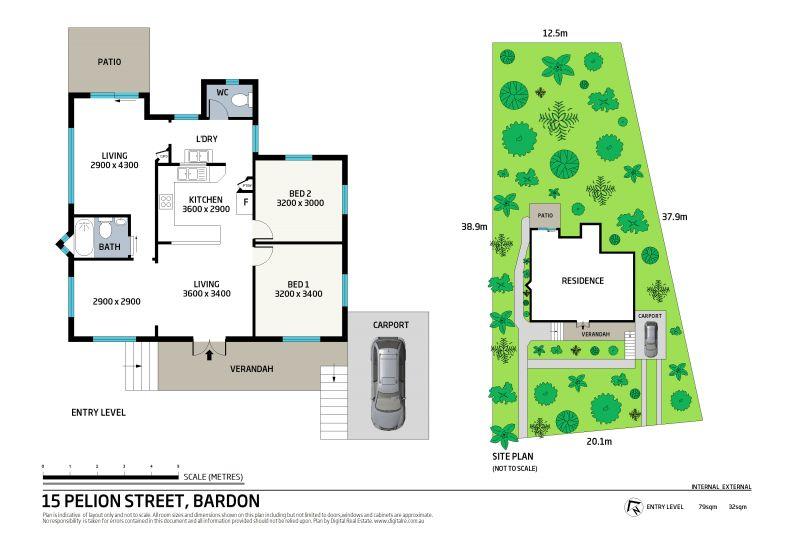 15 Pelion Street Bardon 4065
