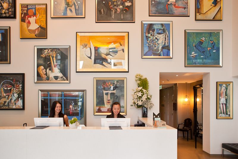 Don't miss out on this impressive investment opportunity at the iconic Art Series Hotel; The Blackman!