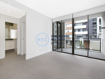 Rare 1-Bedroom Apartment With Parking in Harold Park