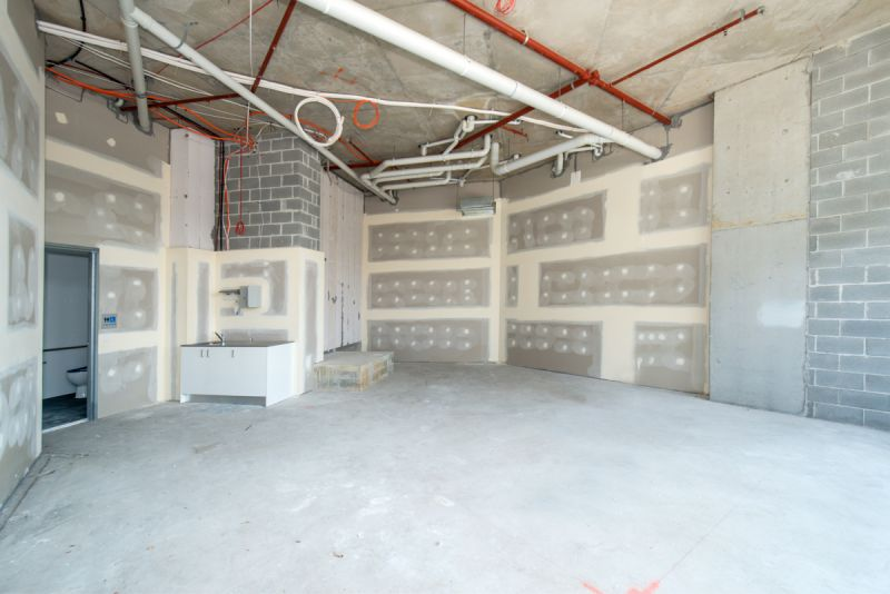 Commercial and retail space available in Zetland