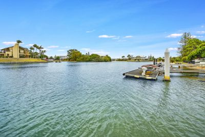 Remodel Or Demolish  Florida Gardens Waterfront - Auction This Saturday