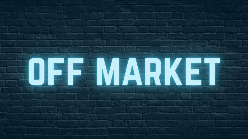 Off Market