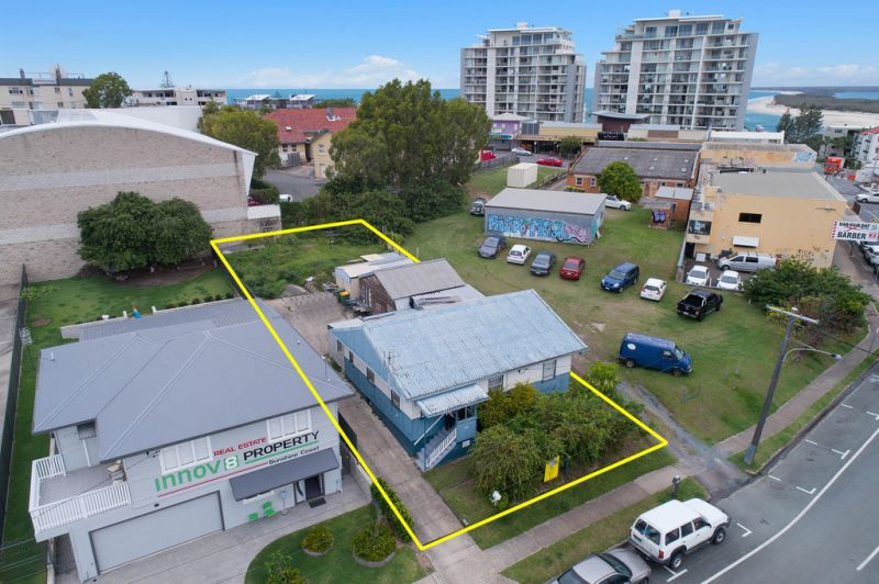 Redevelopment Option At The Top Of Town - Caloundra