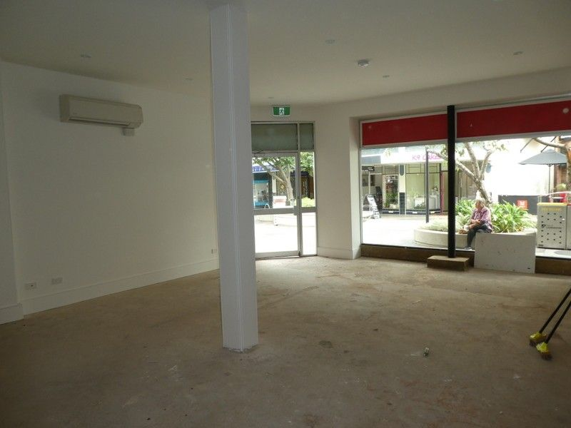 Recently Refurbished CBD Retail Space