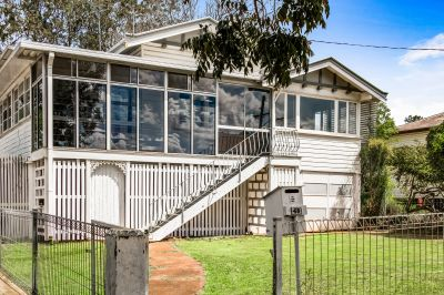 STUNNING TREE LINED HOME IN SOUGHT-AFTER NEWTOWN