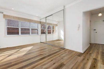 Light Filled Renovated Two Bedroom Apartment