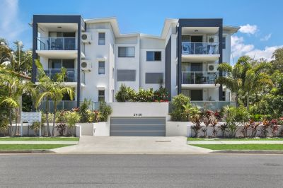 Ground Floor 2 Bedroom Unit moments to the Broadwater