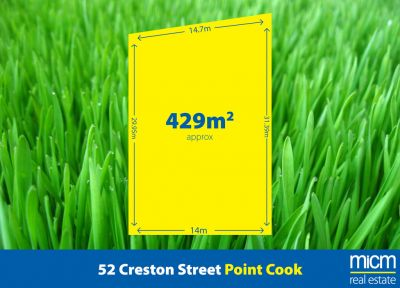 429 sqm (approx.) of Exciting Upper Point Cook Potential