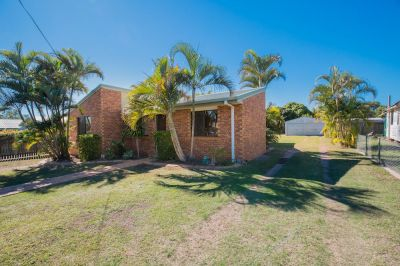 IT'S A CRACKER! AWESOME LOCATION, BIG BLOCK, SOLID HOME & DOUBLE SHED!