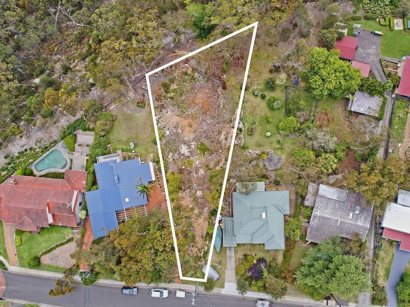 Vacant block in sought after location