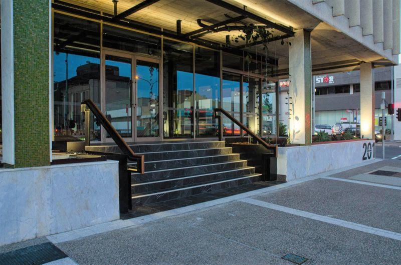 High profile CBD premises