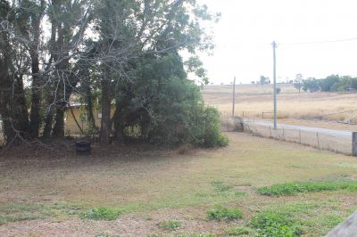 Vacant Land To Build On - Ideally Located For A Business Opportunity!