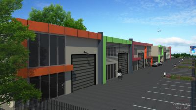 Your choice of 2 fabulous warehouses!