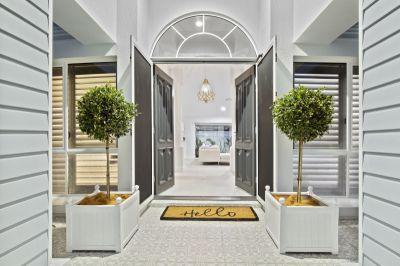 Resort Style Hamptons Inspired Home