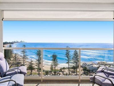 BURLEIGH BEACH TOWER- MUST BE SOLD!