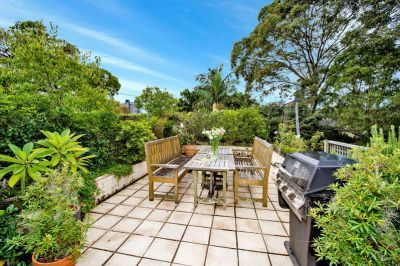 Spacious Classic Paddington Terrace With Lockup Garage & Trendy Location