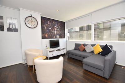 The Elm: Furnished One Bedroom Apartment in the Heart of the City!