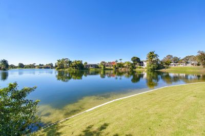 RARELY AVAILABLE NORTH EAST FACING LAKEFRONT HOME
