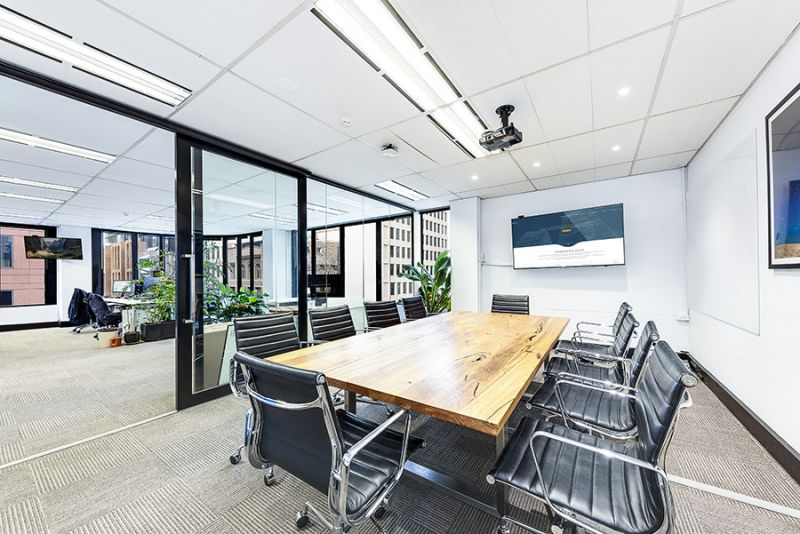 Whole floor tenancy