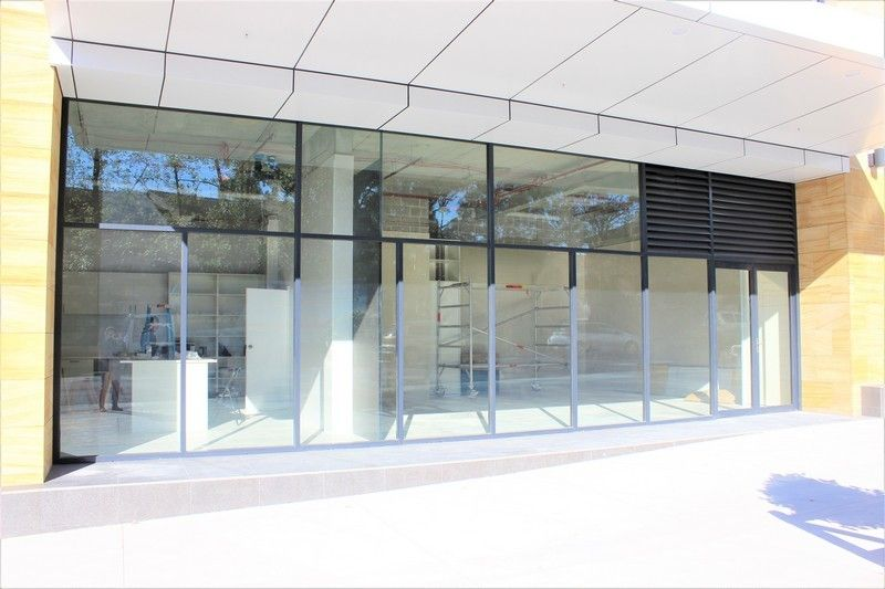 BRAND NEW GROUND FLOOR RETAIL/OFFICE WITH FIT OUT!