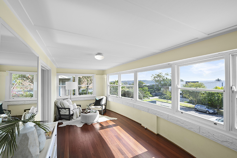 OUTSTANDING NORTH FACING HARBOURVIEW - HUGE BLOCK