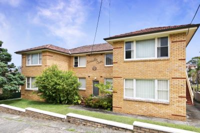 Get some fresh air with this lovely top floor, two bedroom unit