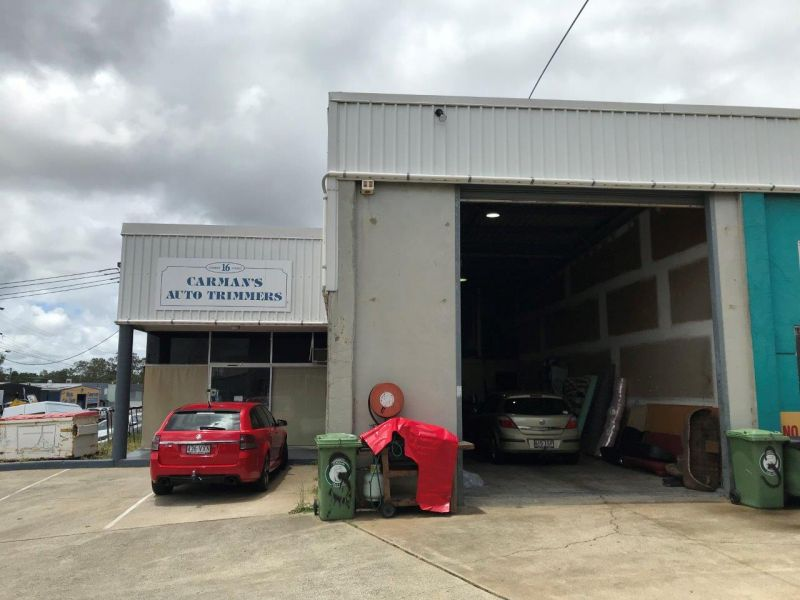 Well located Industrial Unit