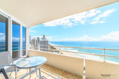 Beachfront 1bed - Rarely Available Zenith