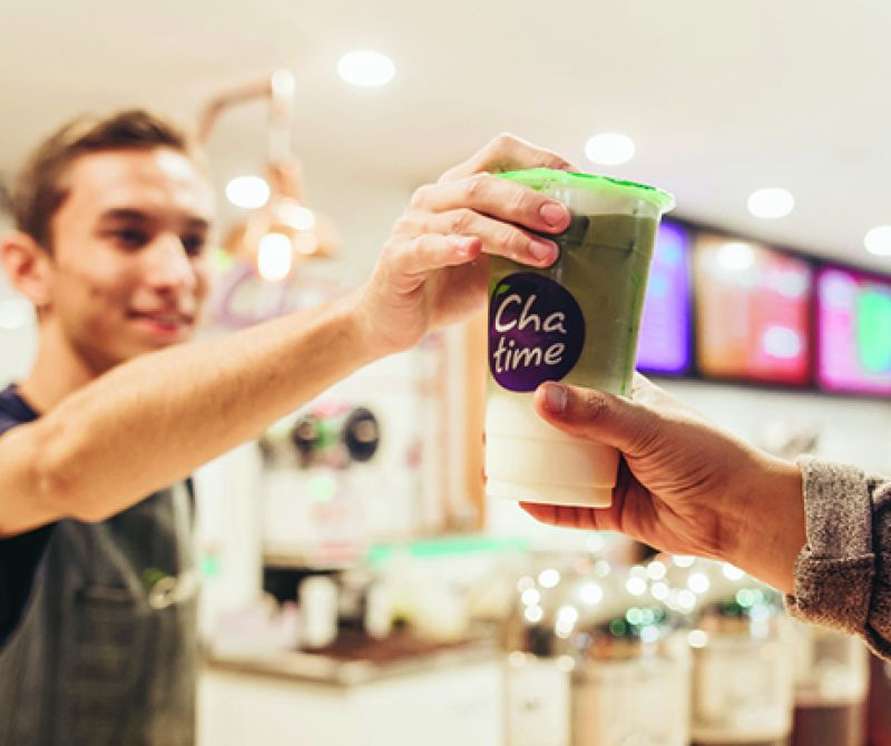 Chatime The Glen - Existing Brand New Company Store