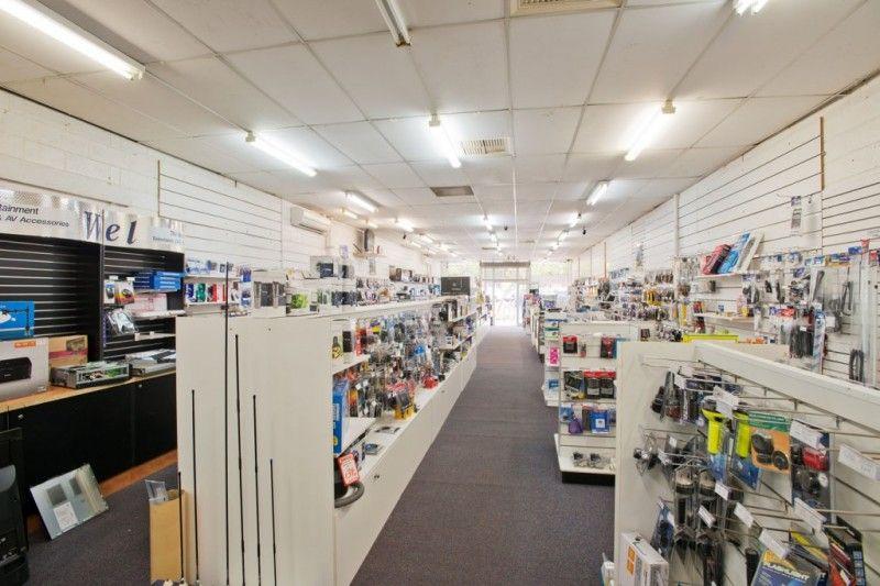 Prominent Retail/Office Premises