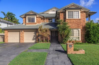 Huge Family Home in Island Quays