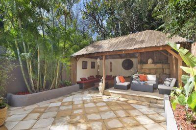Fiji inspired home in quiet cul-de-sac near Queens Park