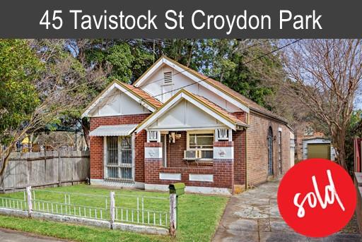 The Vendor | Tavistock St Croydon Park