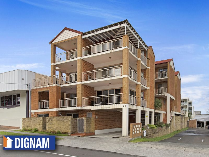 3/28 Underwood Street, Corrimal NSW