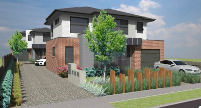 Feature Packed Architecturally Designed 3 Bedroom Townhouses